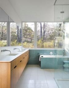 38 Trendy Mid Century Modern Bathrooms Ideas That Inspired 34