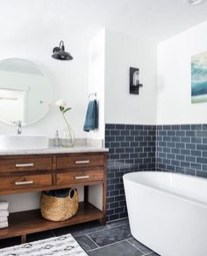 38 Trendy Mid Century Modern Bathrooms Ideas That Inspired 38