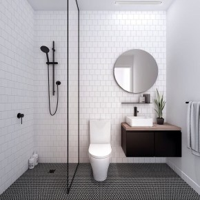 39 Cool And Stylish Small Bathroom Design Ideas03