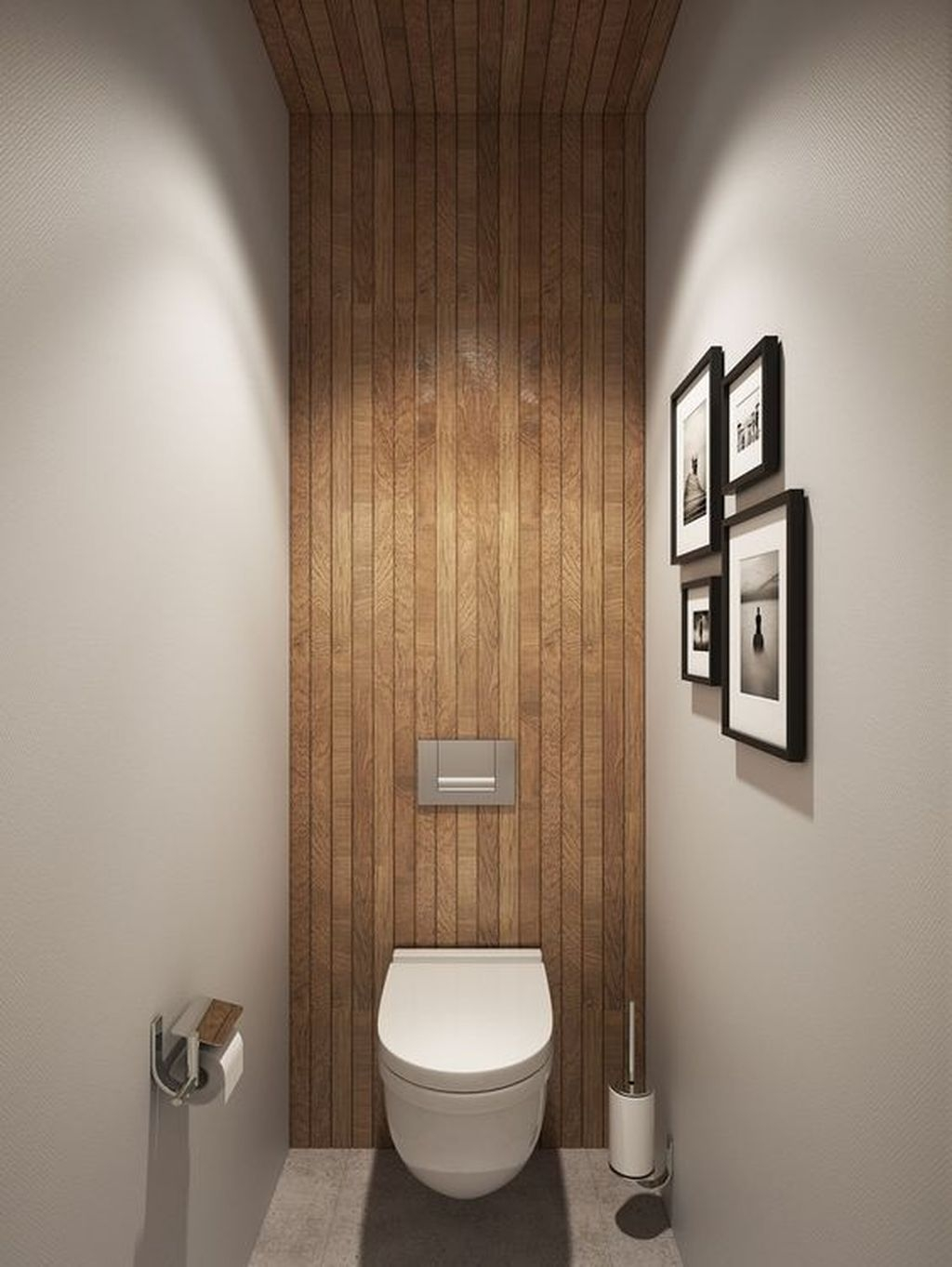 39 Cool And Stylish Small Bathroom Design Ideas26