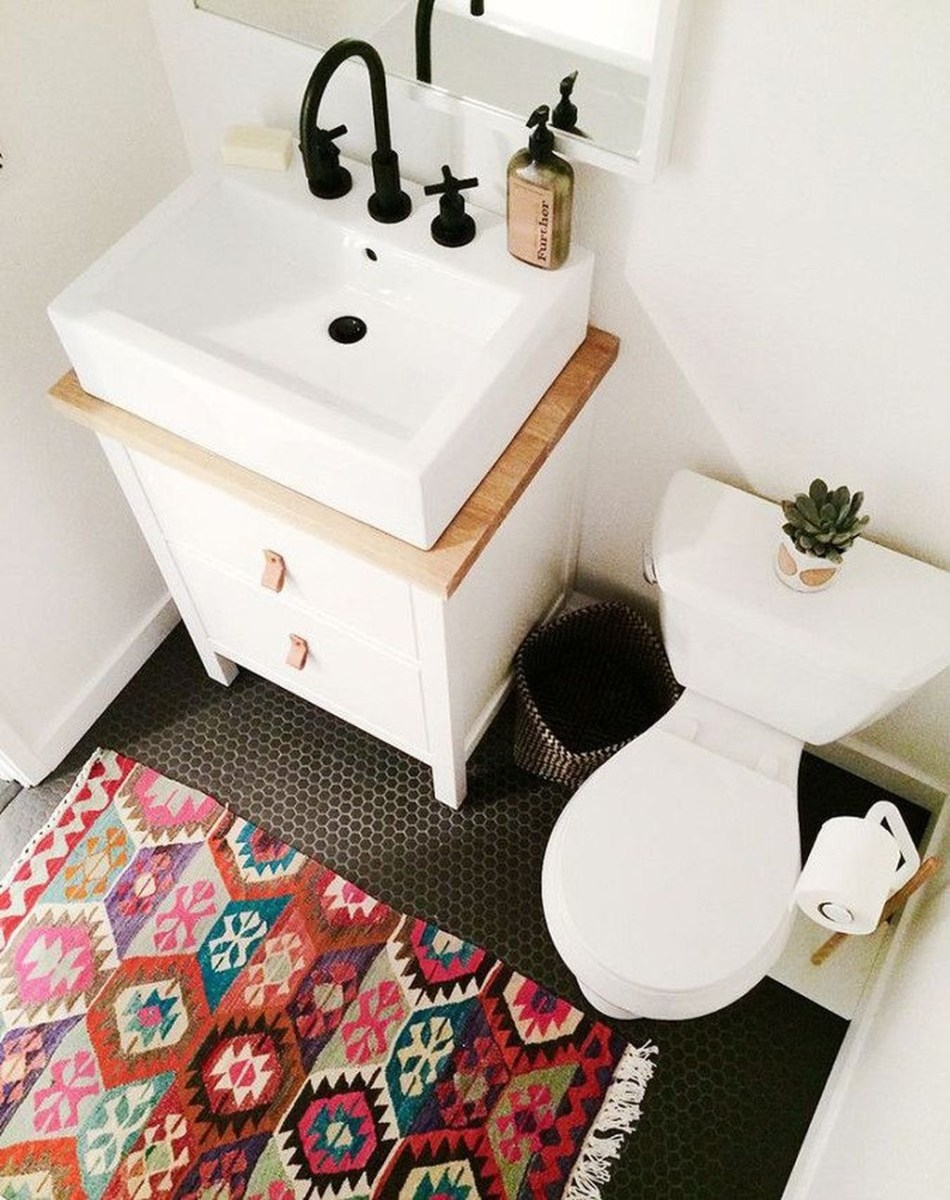 39 Cool And Stylish Small Bathroom Design Ideas29