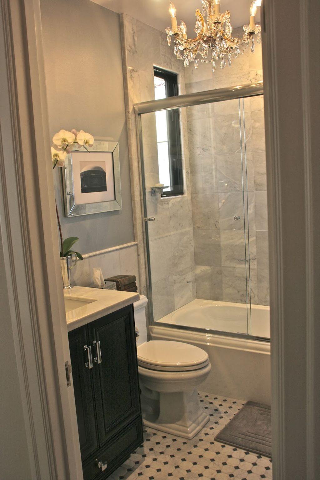 39 Cool And Stylish Small Bathroom Design Ideas31