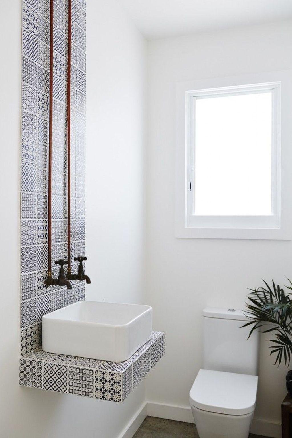 39 Cool And Stylish Small Bathroom Design Ideas36