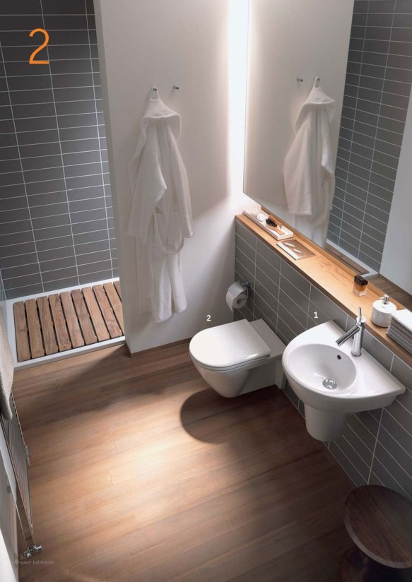 39 Cool And Stylish Small Bathroom Design Ideas37