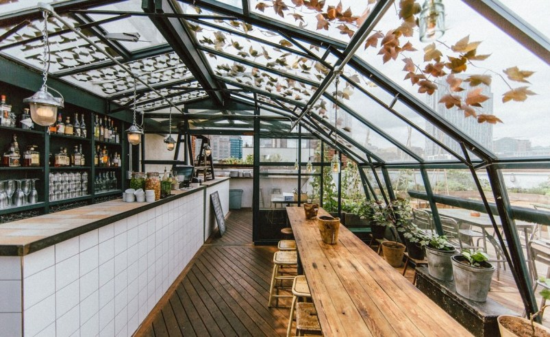 39 Inspiring Rooftop Terrace Design Ideas 22