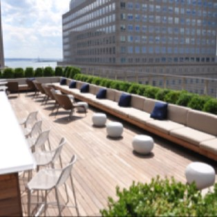 39 Inspiring Rooftop Terrace Design Ideas 29