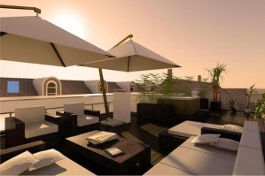39 Inspiring Rooftop Terrace Design Ideas 30