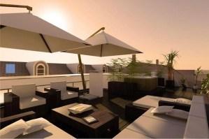 39 Inspiring Rooftop Terrace Design Ideas 30