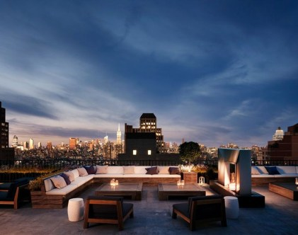 39 Inspiring Rooftop Terrace Design Ideas 37