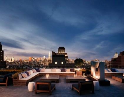 39 Inspiring Rooftop Terrace Design Ideas 37