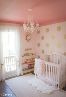 39 Wonderful Girls Room Design Ideas36