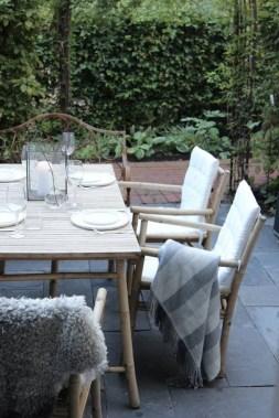 Adorable Outdoor Dining Area Furniture Ideas 02