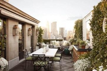 Adorable Outdoor Dining Area Furniture Ideas 03