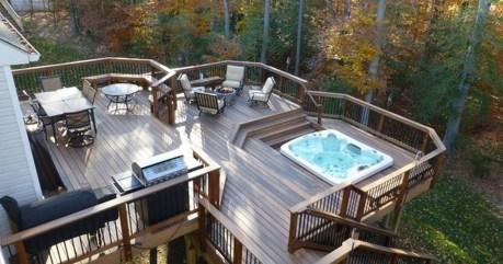 Adorable Outdoor Dining Area Furniture Ideas 09