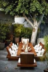 Adorable Outdoor Dining Area Furniture Ideas 24
