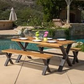 Adorable Outdoor Dining Area Furniture Ideas 33
