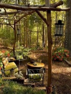 Amazing Backyard Fairy Garden Ideas On A Budget 07