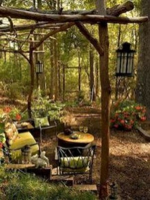 Amazing Backyard Fairy Garden Ideas On A Budget 07