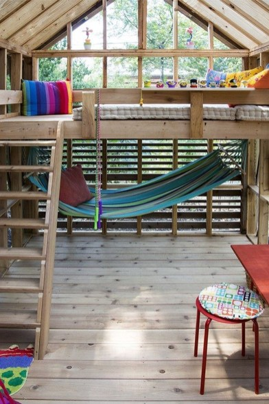 Awesome Outdoor Kids Playhouses That Youll Want To Live Yourself 08