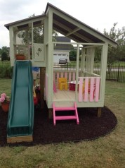 Awesome Outdoor Kids Playhouses That Youll Want To Live Yourself 33