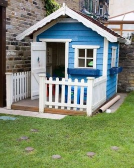 Awesome Outdoor Kids Playhouses That Youll Want To Live Yourself 45