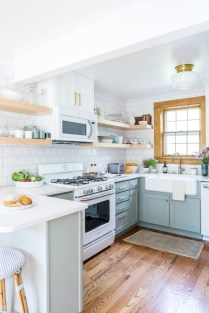 Beautiful Kitchen Decor Ideas On A Budget 26