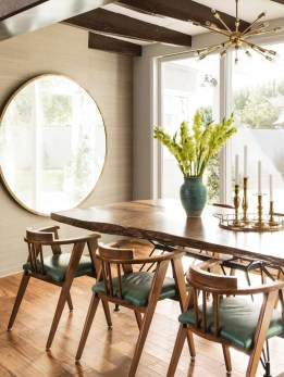 Bright And Colorful Dining Room Design Ideas 15