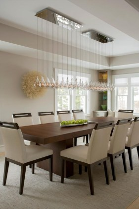 Bright And Colorful Dining Room Design Ideas 22