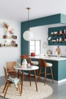 Bright And Colorful Dining Room Design Ideas 31