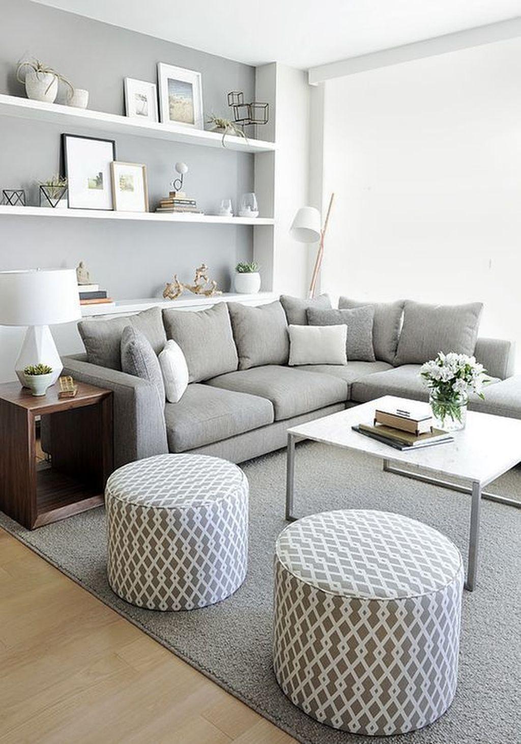 Brilliant Small Apartment Decoration Ideas On A Budget 31