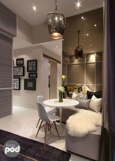 Brilliant Small Apartment Decoration Ideas On A Budget 32