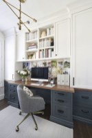 Colorful Home Office Design Ideas You Will Totally Love 25