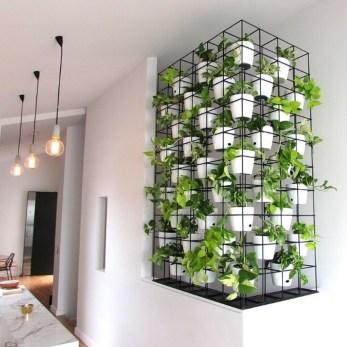 Cool Indoor Vertical Garden Design Ideas 15