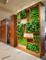 Cool Indoor Vertical Garden Design Ideas 16