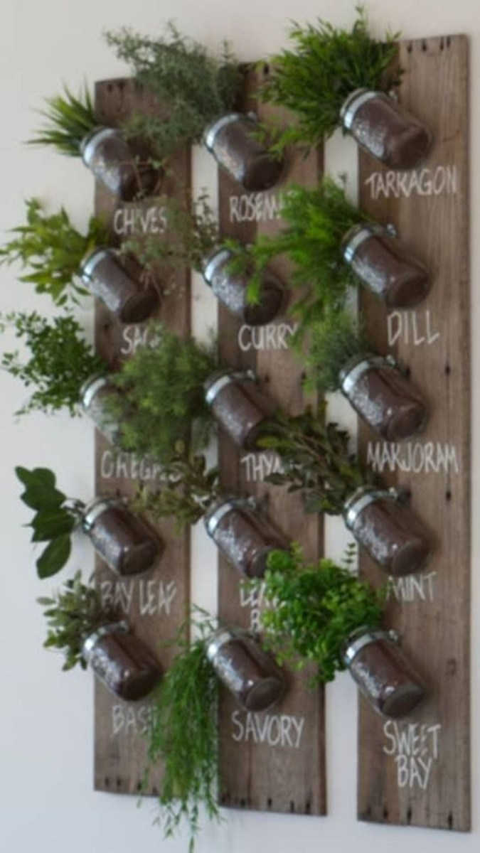 Cool Indoor Vertical Garden Design Ideas 25