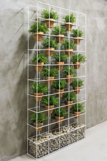 Cool Indoor Vertical Garden Design Ideas 26