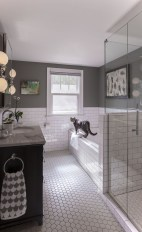 Cool Small Master Bathroom Remodel Ideas 30