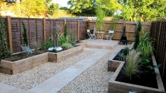 Cozy Backyard Landscaping Ideas On A Budget 14