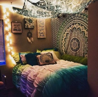 Creative And Cute Diy Dorm Room Decoration Ideas 02