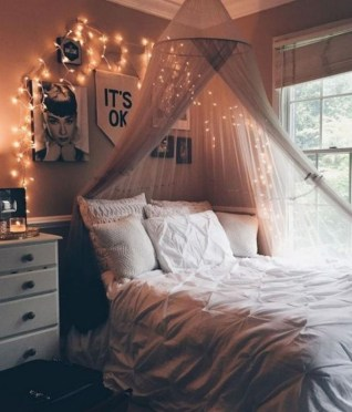 Creative And Cute Diy Dorm Room Decoration Ideas 07