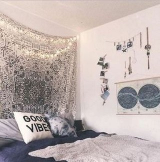 Creative And Cute Diy Dorm Room Decoration Ideas 25