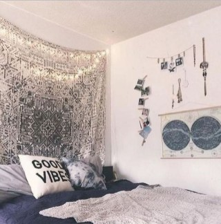 Creative And Cute Diy Dorm Room Decoration Ideas 27