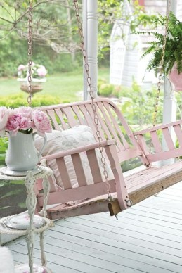 Cute And Cool Pastel Patio Design Ideas33
