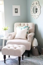 Elegant And Exquisite Feminine Home Office Design Ideas 20