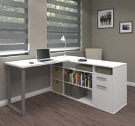 Futuristic L Shaped Desk Design Ideas 05