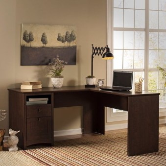 Futuristic L Shaped Desk Design Ideas 09