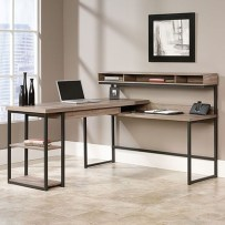 Futuristic L Shaped Desk Design Ideas 21