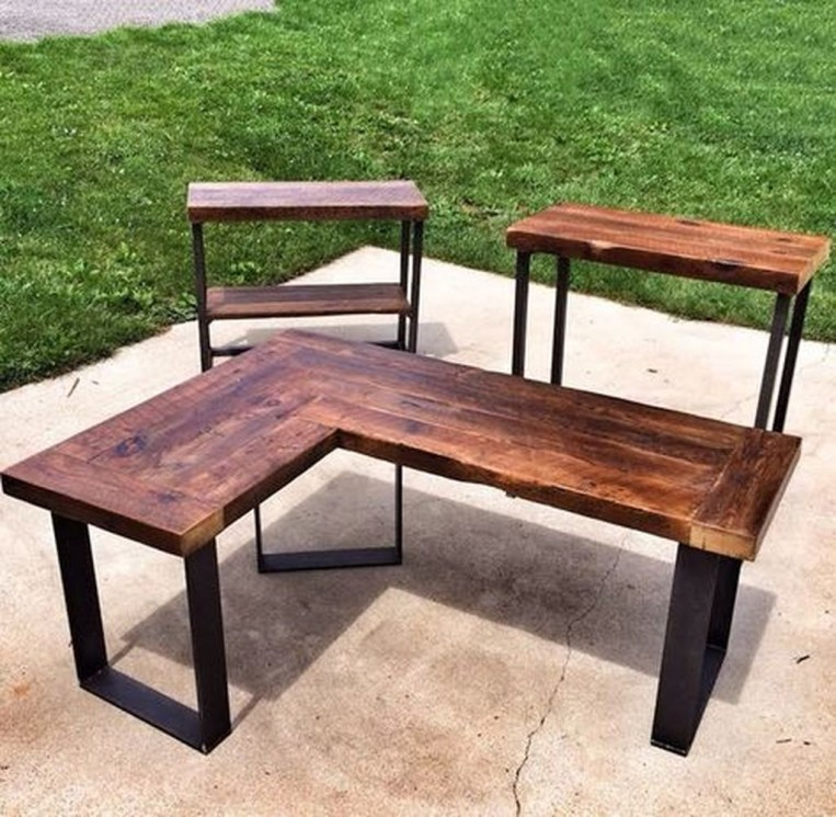 Futuristic L Shaped Desk Design Ideas 25