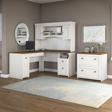 Futuristic L Shaped Desk Design Ideas 26