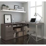 Futuristic L Shaped Desk Design Ideas 30